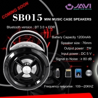Speaker portable JAVI sb015