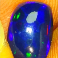 Batu opal afrika / oval kalimaya
