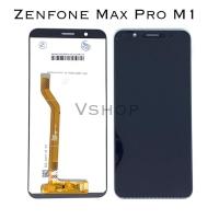 Lcd Touchscreen Asus Zenfone Max Pro M1 Zb601kl Zb602kl X00td Fullset - Hitam