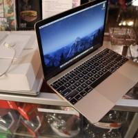 Apple Macbook Retina Gold A1534 Tipis SSD 256 Laptop Notebook air pro