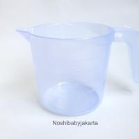 Gelas takar / gelas ukur plastik 500 gr