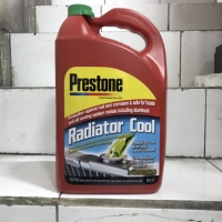Prestone Radiator Coolant / air radiator (hijau) 4L