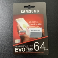 Micro SD Samsung 64GB Ultra Class10 Memory Card 64 GB 100Mb/s Evo plus