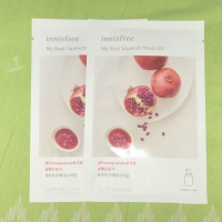 INNISFREE 100% Original My Real Squeeze Mask EX FIG SERIES
