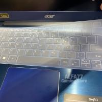Keyboard Protector Transparan Laptop Acer Swift 3 5 7 Sesuai Tombol