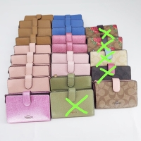 coach wallet for women ready many colours!