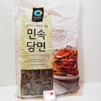 Chung Jung One Bihun Ubi 1 kg - Sohun Import Korea sweet potato noodle