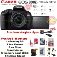 Canon eos 800D kit 18-55mm is stm hot promo