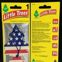 Promo Parfum Mobil little trees 100% Original made USA dgn Ijin Depkes