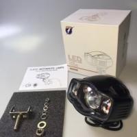 LAMPU SOROT TEMBAK LED RTD E03C 20W + USB Charger HP WATERPROOF