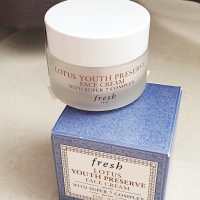Fresh Lotus Youth Preserve Face Cream 15 ml
