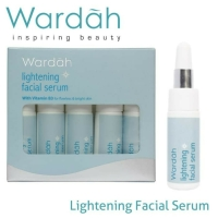 Wardah Lightening Facial Serum 5 x 5ml
