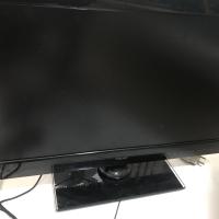 LED TV TEAC 21 inch + DVD player