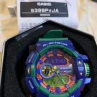 Jam tangan pria Casio G Shock GA400 2A FULL SET Original