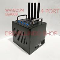 Modem Pool 4 Port USB Q2406B NEW