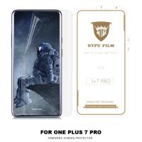 OnePlus 7 Pro Nano TPU Screen Protector Film / Soft Tempered Glass 1+7