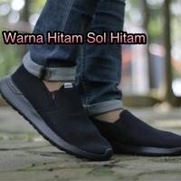 Sepatu Adidas Neo Cloudfoam Slip On man Sepatu Sneakers pria