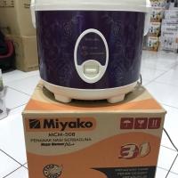 Rice cooker magic com 3in1 miyako Mcm 508 1,8liter