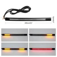 Lampu LED Strip Flexibel Rem Sein untuk Semua Jenis Motor