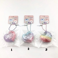 PROMO SQUISHY LICENSED mini twinkle heart macaron by popular boxes