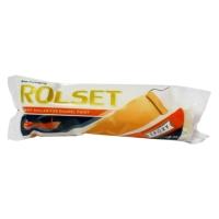 Refill bulu kuas roll cat kecil Epoxy rolset 4  kapal minyak