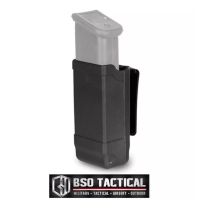 Holster Magazine Universal Blackhawk 9mm Mag Pouch Single Stack Import