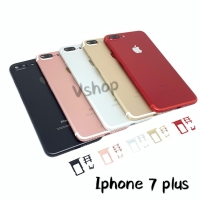 CASING - HOUSING FULLSET IPHONE 7+ 7 PLUS - IPHONE 7G+ 7G PLUS - Merah