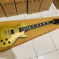 Gitar Epiphone les Paul gold top
