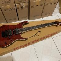 Ibanez premium series guitar