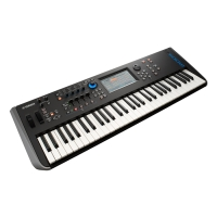 Yamaha Synthesizer MODX-6 / MODX 6 / MODX6