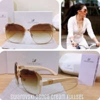 Swarovski 26068 Kacamata / Sunglass Wanita + Box Super