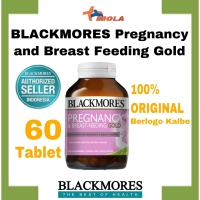 Blackmores Pregnancy and Breast Feeding Gold 60 tablet ORIGINAL POM