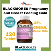 Blackmores Pregnancy and Breast Feeding Gold 120 tablet ORIGINAL POM