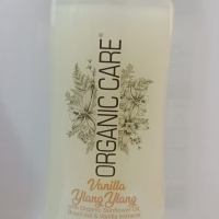 Organic Care Body Wash - Vanilla Ylang Ylang