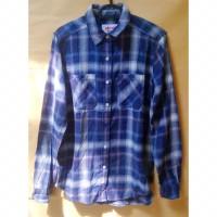 Mossimo Flanel Shirt (Boyfriend Fit)