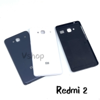 Backdoor Back Casing Tutupan Belakang Xiaomi Redmi 2 - Hitam