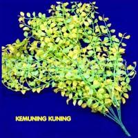 Bunga Plastik /Daun Rambat Plastik/ Floral Foam/ Kemuning Kn