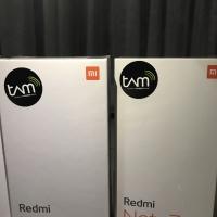 Xiaomi Redmi Note 7 4/64 Space Black Garansi Resmi TAM