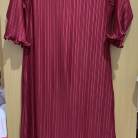 Lily pleated dress in 6 colour