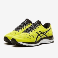 Ready Asics Gel Cumulus 20 Lemon Sparkle / Black