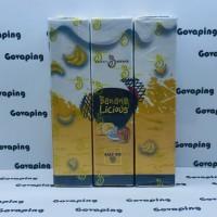 Bananalicious Banana Licious Salt Nic Premium Liquid Pods