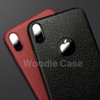 Jelly Leather Case iPhone X XR XS Max Casing Silicone Softcase iPhone