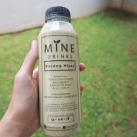 MINE drinks Kacang Hijau 500ml - Minuman Sehat/ Asi Booster/ Ibu Ham