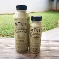 MINE drinks Kacang Hijau 250 ml - Minuman Sehat/ asi booster/
