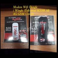Modem Wifi 4G LTE Telkomsel Flash 500Mbps Unlock All GSM [BEST SELLER]