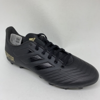 Sepatu bola adidas original Predator 19.4 All black new 2019