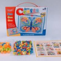 MAINAN ANAK MAINAN EDUKASI LEGO JAMUR LEGO JAMUR ISI 300pcs
