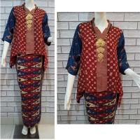 Setelan Batik Viscose Dewi Shinta