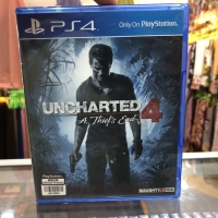 Kaset Game BD PS4 Uncharted 4 A Thief's End Mulus Recommended Game