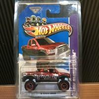 Hotwheels Toyota Tundra Super Treasure Hunt TH$ Collector Item